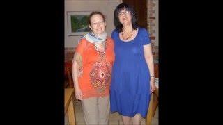 אביבה גולן ושושיה בארי-דותן ברדיו יזרעאל עם קובי אייל 2011