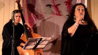 """יונית שקד גולן -ביצוע מרגש לשיר """"בין נהר פרת ונהר חידקל"""""""