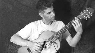 ריקוד ההוביטים-שם טוב לוי עיבוד -חגי רחביה Hobit Dance(S.T. Levi) guitar-H. Rehavia
