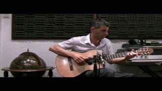 גשם אחרון(יאיר רוזנבלום)-עיבוד לגיטרה סולו-חגי רחביה