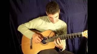 """""""ציור""""-(מתי כספי /שלמה גרוניך) עיבוד לגיטרה מאת חגי רחביה"""