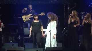 גלי עטרי ויובל דיין - שלווה  (הופעה)