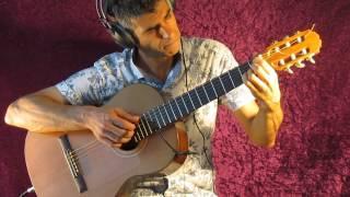 אניטה וחואן (שיר אהבה ישן) לחן-נחום היימן    עיבוד לגיטרה-חגי רחביה Anita&Huan