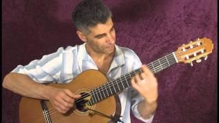La partida,QUIERO SER TU SOMBRA,Amor De Mis Amores Guitar fingerstyle  arrangement by Hagai Rehavia