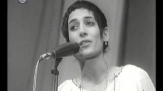 גלי - רבקה זהר (מתוך פסטיבל הזמר 1971)